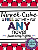 Free Story Cube Project for Any Novel {Secondary English}