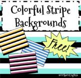 Free Stripe Backgrounds