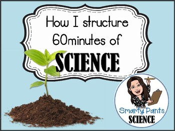 Free: Structuring A One Hour Science Block