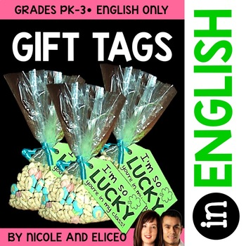 Student Gift Tags - Back to School