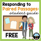 Paired Passages and the RACE Strategy Writing FREE Guide |
