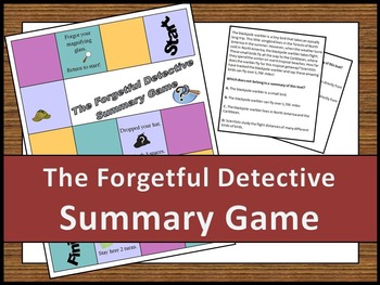 Free Summary Game