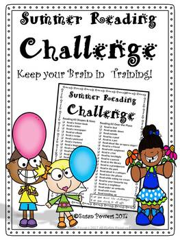 Free Summer Reading Challenge