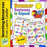 Summer Sentences (Free)
