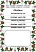 Free Christmas Themed Poem Pack