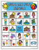 Free Summer and Beach Fun Bingo