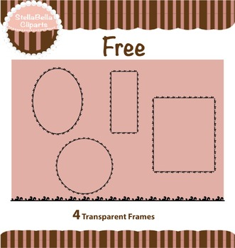 Free Swirly Frames For Commercial Use