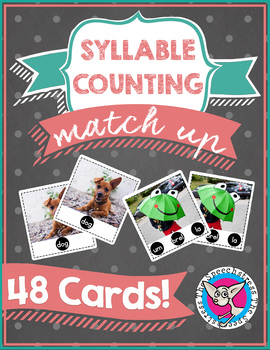 Free! Syllable Counting Match Up