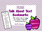 Free Talk About Text Bookmarks