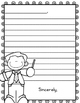 Free Teacher Appreciation Letters (Upper Elementary)