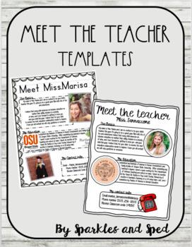 Free Teacher Letter Template