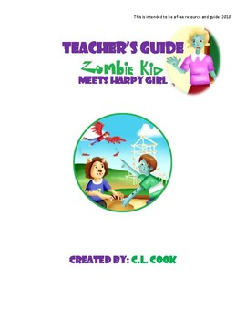 Free Teacher's Guide- Zombie Kid Meets Harpy Girl