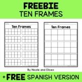 FREE Math Ten Frames