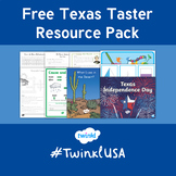 Free Texas Taster Resource Pack