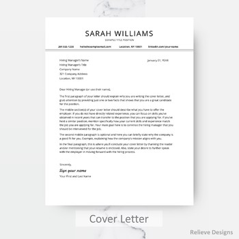 Reference Sheet Template   Free Cover Letter Thank You Template Reference Sheet