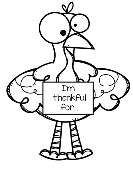 Free! Thankful Turkeys