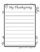Free Thanksgiving Activities