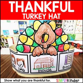 Free Thanksgiving Hat - Thankful Hat