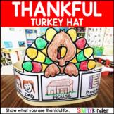 Free Thanksgiving Hat - Thankful Hat