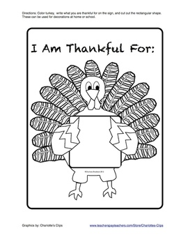 Free Thanksgiving Printables: Sequencing, Drawing, Numbers order