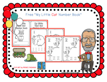 Free That Cat Little Number Book