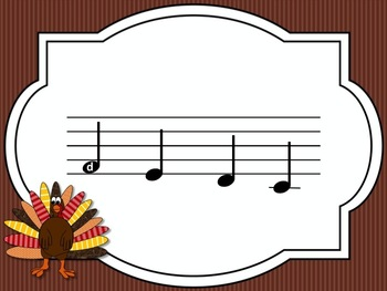 Free The Birds, A Collection of Games for the Melodic Practice of ti