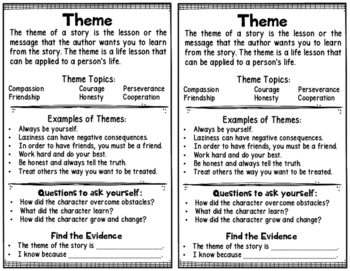 Free Theme Journal Reference Page