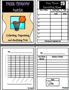 Free Throw Data Packet