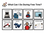 Free-Time Choices