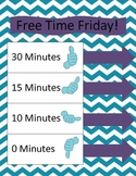 Free Time Friday Poster!