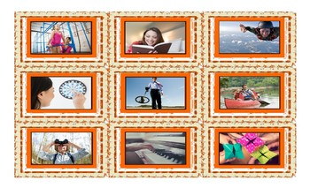 Free Time & Hobbies Cards