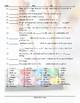 Free Time-Hobbies Matching Worksheet
