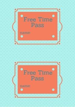 Free Time Passes