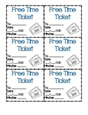 Free Time Ticket