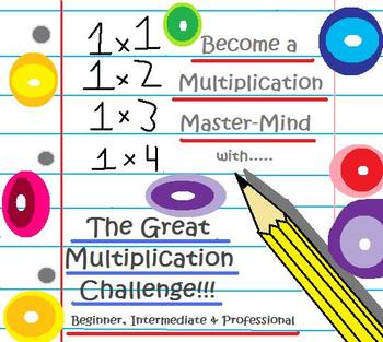 Free Track from The Great Multiplication Challenge