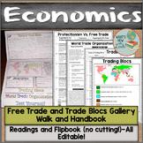 Free Trade and Trade Blocs Gallery Walk and Handbook