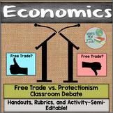 Free Trade vs. Protectionism Classroom Debate