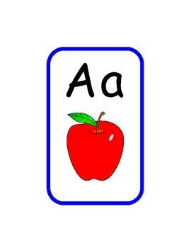 Free Treasures Kindergarten Sound Spelling Cards