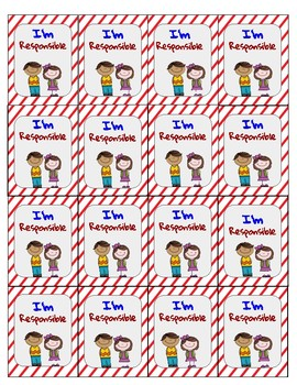 Free Trending Now Brag Tags for Positive Reinforcement #1 Classroom Management