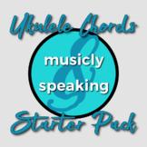 Free Ukulele Chord Chart Starter Pack