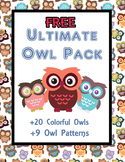 Free Ultimate Owl Pack