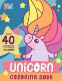 Free Unicorn Coloring Book Sampler (Get ENTIRE Book FREE, Too!)