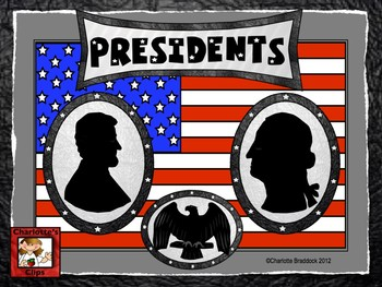 Free United States Clip art: Presidents, Eagle Symbol, and U.S. Flag