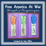 Free United States Wars Graphic Organizer