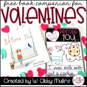 Free Valentine Activity