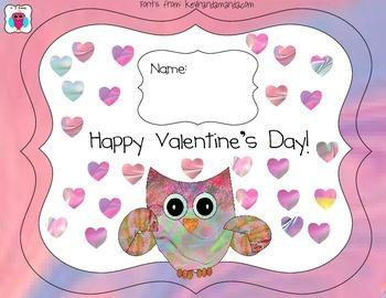 Free Valentine Bag Labels