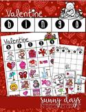 Free Valentine Bingo Game