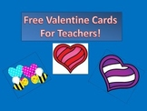 Free Valentine Cards