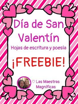 Free Valentine Escritura y Poesía