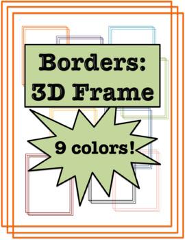 3D Boarder